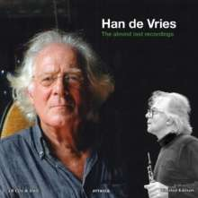 Han de Vries - The Almost last Recordings, 18 CDs und 1 DVD