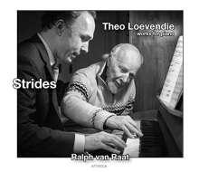 Theo Loevendie (geb. 1930): Klavierwerke - Strides, CD
