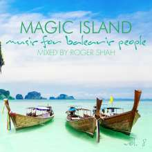 Roger Shah: Magic Island Vol.8: Music For Balearic People, 2 CDs