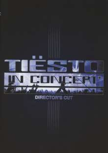 Tiësto: Tiesto In Concert (Director's Cut) (PAL), DVD