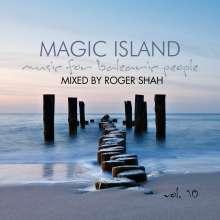 Roger Shah: Magic Island Vol.10, 3 CDs