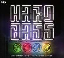 Hard Bass 2018, 4 CDs