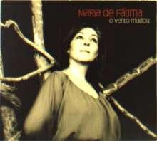 Maria De Fátima: O Vento Mudou, CD
