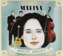 Kapelsky & Marina: Absoluti Absoluti, CD