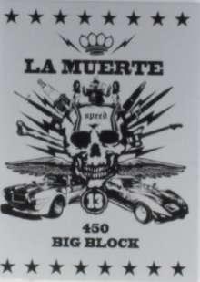 La Muerte: 450 Big Block: Live 1994, DVD
