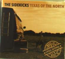 The Sidekicks: Texas Of The North, CD