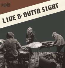 DeWolff: Live & Outta Sight (Limited Edition) (Mixed Clear & White Vinyl), 2 LPs