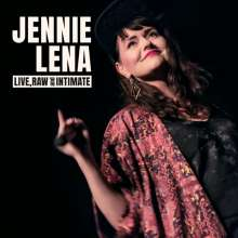 Jennie Lena: Live, Raw & Intimate, CD