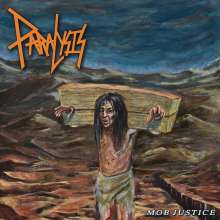 Paralysis: Mob Justice (Limited Edition) (Clear Orange Vinyl), 1 LP und 1 CD