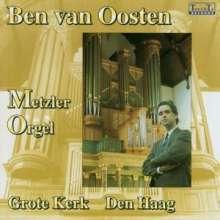 Ben van Oosten,Orgel, CD