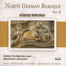 Bernard Winsemius - North German Baroque, CD