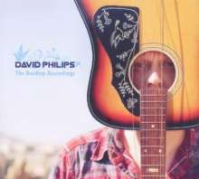 David Phillips: Rooftop Recordings, CD