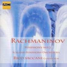Sergej Rachmaninoff (1873-1943): Sinfonie 2, CD
