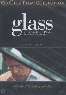 Philip Glass (geb. 1937): Glass - A Portrait of Philip in 12 Parts, DVD