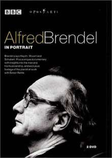 Alfred Brendel - In Portrait, 2 DVDs