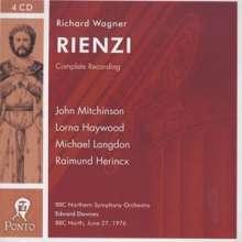 Richard Wagner (1813-1883): Rienzi, 4 CDs