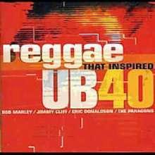 Reggae That Inspired UB40, CD
