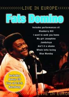 Fats Domino: Live In Europe (DVD+CD), DVD