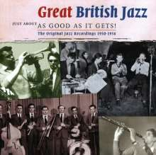 Great British Jazz: Just About..., 2 CDs