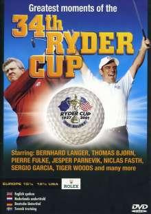 Ryder Cup 2002, DVD