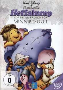 Heffalump - Ein neuer Freund für Winnie Puuh, DVD