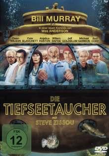 Die Tiefseetaucher, DVD
