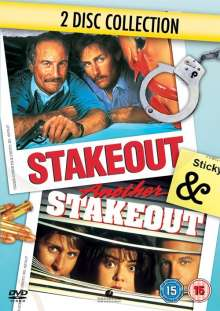 Stakeout (1986) & Another Stakeout  (1993) (UK Import), DVD