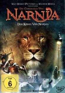 Die Chroniken von Narnia: Der König von Narnia (2005), DVD