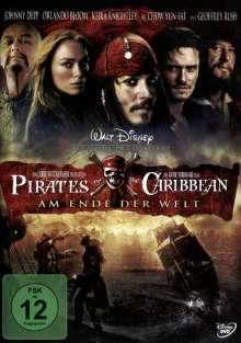 Fluch der Karibik 3 - Am Ende der Welt, DVD