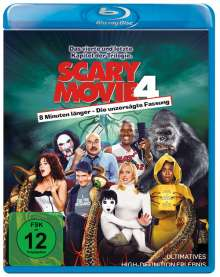 Scary Movie 4 (Blu-ray), Blu-ray Disc