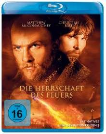 Die Herrschaft des Feuers (Blu-ray), Blu-ray Disc