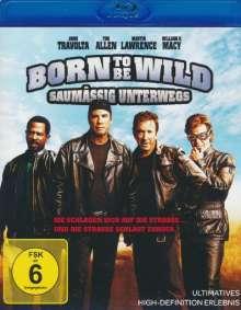 Born to be Wild - Saumäßig unterwegs (Blu-ray), Blu-ray Disc