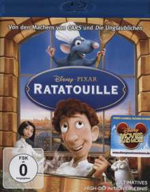 Ratatouille (Blu-ray), Blu-ray Disc