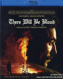 There Will Be Blood (Blu-ray), Blu-ray Disc