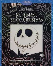 Nightmare Before Christmas (Collector's Edition) (Blu-ray), Blu-ray Disc