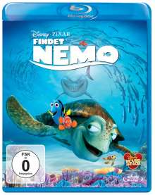 Findet Nemo (Blu-ray), Blu-ray Disc
