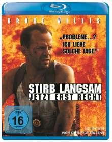 Stirb langsam 3 (Blu-ray), Blu-ray Disc
