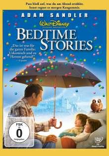 Bedtime Stories (2008), DVD