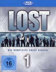Lost Staffel 1 (Blu-ray), 7 Blu-ray Discs