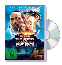 Die Jagd zum magischen Berg (Blu-ray), Blu-ray Disc