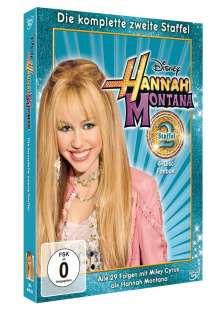 Hannah Montana Season 2, 4 DVDs