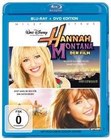 Hannah Montana - Der Film (Blu-ray & DVD), Blu-ray Disc