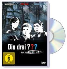 Die drei ??? - Das verfluchte Schloss, DVD