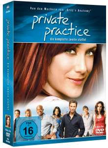 Private Practice Season 2, 6 DVDs