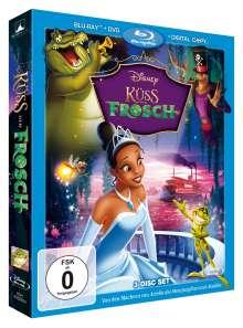 Küss den Frosch (Blu-ray + DVD + Digital Copy), 2 Blu-ray Discs