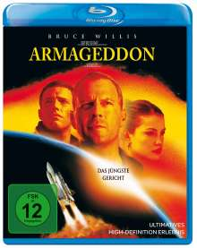 Armageddon (Blu-ray), Blu-ray Disc