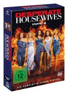 Desperate Housewives Season 4, 5 DVDs