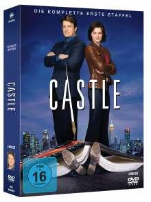 Castle Season 1, 3 DVDs
