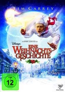 Eine Weihnachtsgeschichte (2009), DVD