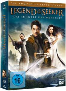 Legend Of The Seeker Staffel 1, 6 DVDs